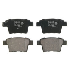 Disc Brake Pad Set Rear Federated D1071