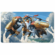StarCityGames Creature Collection Playmat - Penguillion Clique (MTG) *SCG*
