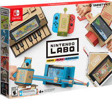 Labo Toy-Con 01 Variety Kit for Nintendo Switch - New in Box