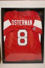 Framed Cat Osterman Autographed NPF USSSA Pride Jersey