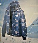 CRIVIT Jungen Skijacke Schneejacke abnehmbare Kapuze Winter Ski Warm Daumenloch