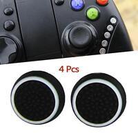 4Pcs Controller Thumb Stick Grip Joystick Cap Covers Analog For PS3 PS4 White Jя