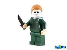 MICHAEL MYERS Halloween Custom Printed on Lego Minifigure!