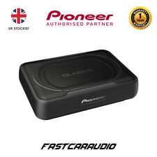 "PIONEER TS-WX130EA 8"" 160W UNDERSEAT SPACE SAVING ACTIVE AMPLIFIED CAR SUBWOOFER"
