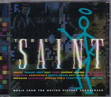 The Saint OST **1997 Australian CD Album** David Bowie, Duran Duran, Underworld