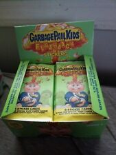Garbage Pail Kids Flashback Series 3  full box of base cards. Hits took out