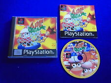 ps1 APE ESCAPE Playstation Game Boxed COMPLETE PAL ps2 ps3