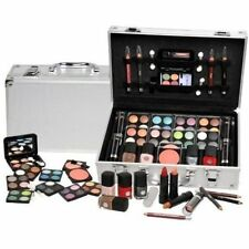 BEAUTY CASE VALIGETTA  TROUSSE TRUCCO PALETTE OMBRETTI MAKE UP PROFESSIONAL
