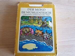 Der Mond in Mühlenteich , DDR , Verlag für Lehrmittel Pössneck