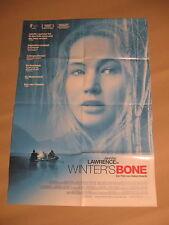 WINTER´S BONE - Poster Plakat - Jennifer Lawrence John Hawkes