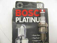 (4) Bosch Platinum Spark Plugs
