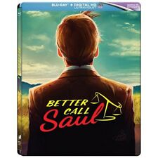 Better Call Saul - Season 1 Limited Edition Steelbook Blu-ray NEW