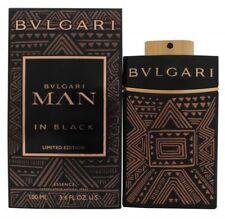 Bvlgari Man in Black Essence by Bvlgari Eau De Parfum Spray 3.4 oz 100ML