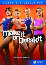 Make It or Break It: First Season 1 One, Vol. 2 Two (DVD, 2011, 2-Disc Set)