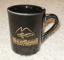 MOUNTAINEER RACETRACK & GAMING RESORT SOUVENIR COFFEE MUG