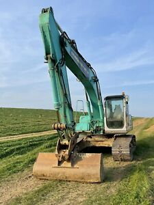 Kobelco digger excavator SK210 LC