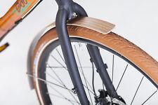 Woodie Holzschutzblech Fahrrad Schutzblech Set Holz