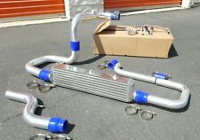 HONDA CIVIC TURBO KIT INTERCOOLER AND PIPING KIT ACURA B16 B18 B20 + OIL LINES