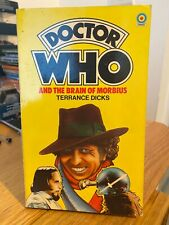 doctor who book - THE BRAIN OF MORBIUS