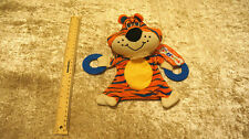 TOYS R US Dogs Training Chew Plush Puppies Toy Cute  Crinkle Teether Ring Puppy