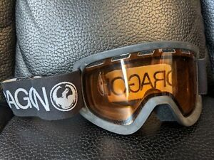 Youth Dragon Snow/Ski Goggles Adjustable Excellent Condition