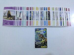 Netto - Ozeanien 8 Giganten der Uhrzeit! - alle 90 Basiskarten komplett