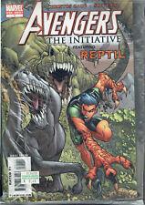 Avengers:The Initiative Reptil ~759606067947 Marvel Comic One-Shot