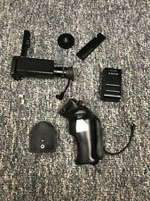 Sony EVC-X10 Pro Camera In Good Condition With Case Missing Screws Lots Of Acc