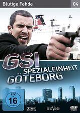 GSI - Spezialeinheit Göteborg: Blutige Fehde ( Schwedischer Action-Thriller )