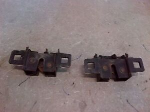 05-09 LAND ROVER LR3 FRONT HOOD LATCH