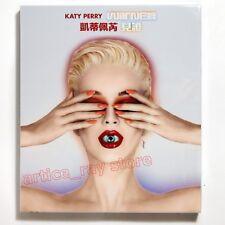 Katy Perry Witness Taiwan CD BOX 2017 NEW