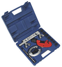 SEALEY AK506, PIPE FLARING & CUTTING KIT 10PC, PIPE TOOLS, AUTOMOTIVE