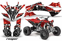 ATV Graphics Kit Decal Sticker Wrap For Yamaha YFZ450R/SE 2009-2013 REAPER RED