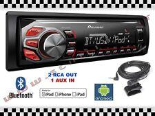 PIONEER MVH-X370BT autoradio USB bluetooth - 2 RCA MIXTRAX Garanzia Italia