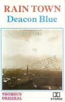 Deacon Blue .. Raintown.  Import Cassette Tape