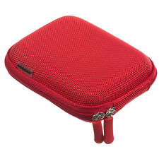 Trendz Universal Compact Digital Camera Protective Hard Case Red