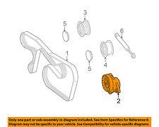 Mercedes MERCEDES-BENZ OEM C300-Serpentine Drive Fan Belt Tensioner 2722000270
