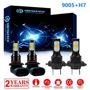 For Toyota Camry ASV50 2012-2014 4x Headlight Globes High Low beam bulbs  LD2295