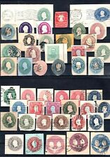 USA 120pc old stamps collection mint  used