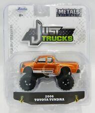 1:64 JADA TOYS *JUST TRUCKS 20* Copper 2006 Toyota TUNDRA Pickup Truck *NIP*