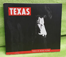 Texas - Tired of Being Alone - 4 Track CD Single - TEXCD8