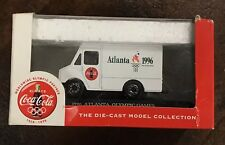 Lledo Days Gone 1996 Atlanta Coca Cola Centennial Olympic Games Delivery Truck