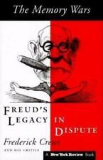 The Memory Wars Freud's Legacy in Dispute HCDJ 1st