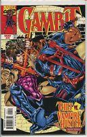 Gambit 1999 series # 4 near mint comic book