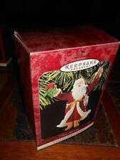 Hallmark Keepsake Ornament Merry Olde Santa 1998