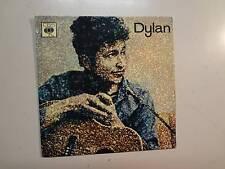 "BOB DYLAN: Dylan-U.K. 7"" 1964 CBS EP 6051 Original PCV w/Don't Think Twice +3"