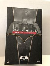 Hot Toys MMS 342 Batman v Superman: Dawn of Justice w/ Tech Cowl & Sniper Rifle