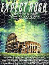 JAPANESE Visual Kei Rock Book EXPECT RUSH 2004 the GazettE D'espairsRay with DVD