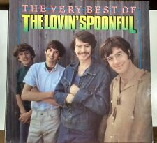 "The Lovin' Spoonful  ""The Very Best Of The Lovin' Spoonful"" 1985 LP     BRLP 22"