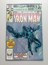 Invincible Iron Man #152 - 1st Stealth Armor - 1981 - KEY -